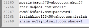 ����� ���� ����� � ������ ����� / Mail List / User:Pass / Email:Pass | �30K �� 16/04/28