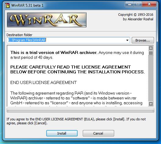 WinRAR 5.31 اصدارات البرنامج التفعيل 2016 968219371.png