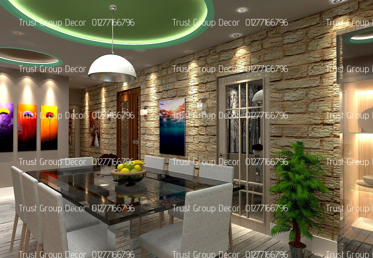 تصميم ديكور شقق – شركة تشطيب ( للاستفسار عن اسعار التشطيب 01277166796)