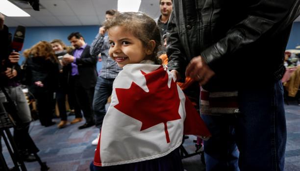الحكومة الكندية تفتح ملعبها الأولمبي بصفة مؤقتة لاستيعاب اللاجئين