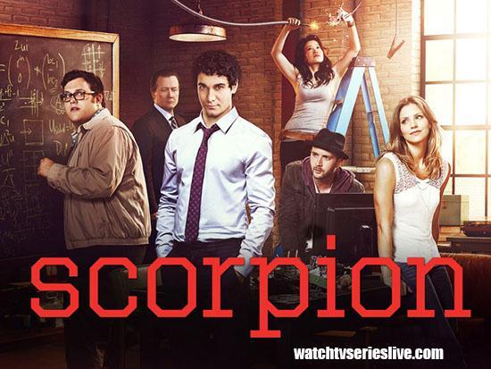 مسلسل Scorpion الموسم الثاني الحلقة 9 التاسعه ( مترجمة )