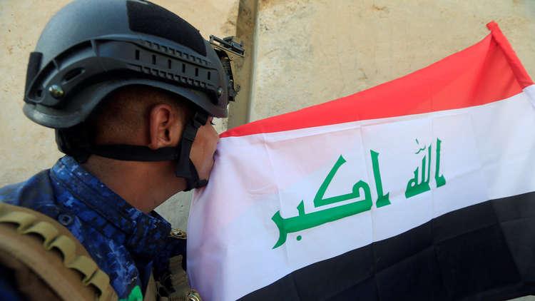 عاجل: القوات العراقية وسط كركوك والعبادي يأمر برفع علم البلاد