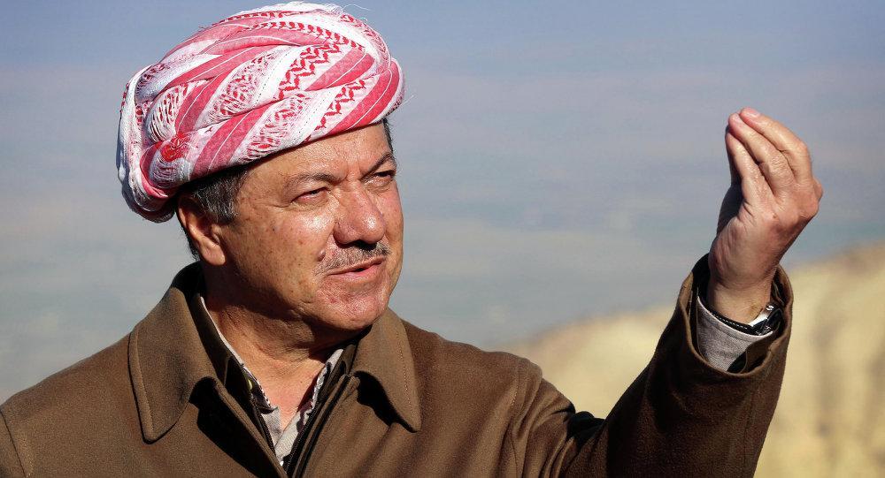 نائبة : الوضع في شمال العراق لن يستقر ما لم يتم إلقاء القبض على مسعود البارزاني