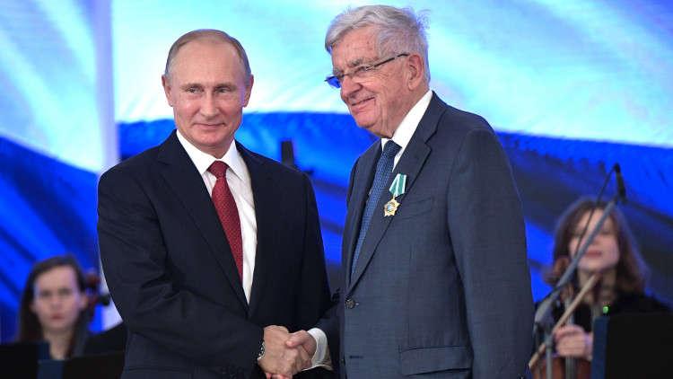 مبعوث فرنسي: الصعوبات في علاقاتنا مع روسيا مؤقتة