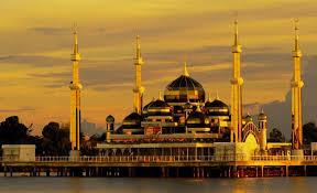 مسجد الكريستال بماليزيا 736486215