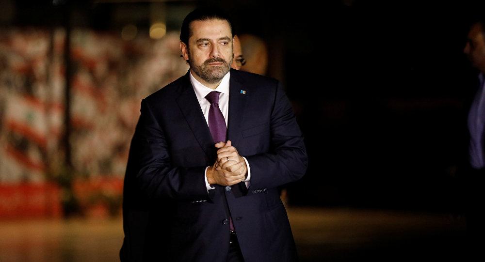 """سعد الحريري يهاجم """"حزب الله"""" وإيران ويهدد بالاستقالة"""