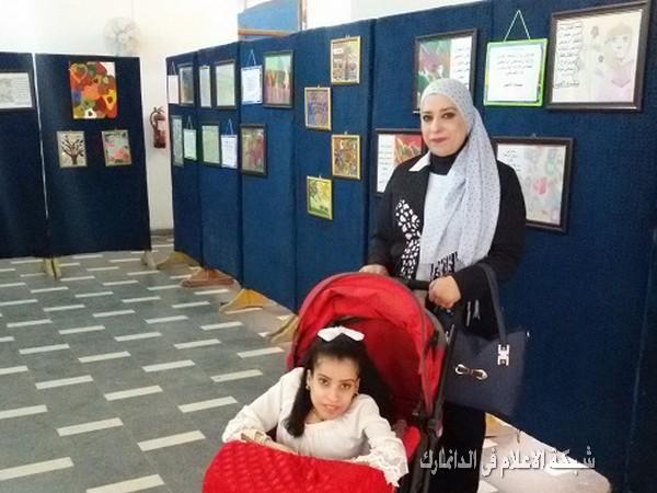 ( أعيد تدوير نفسي ) .. المعرض الرابع للموهوبة سماء الامير