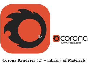تحميل وتنصيب كورنا 1.7.4 مع الكراك - corona 1.7.4