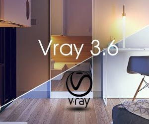 Chaos Group V-Ray 3.60.03 and Phoenix FD 3.04.00 for 3ds max 2013-2018
