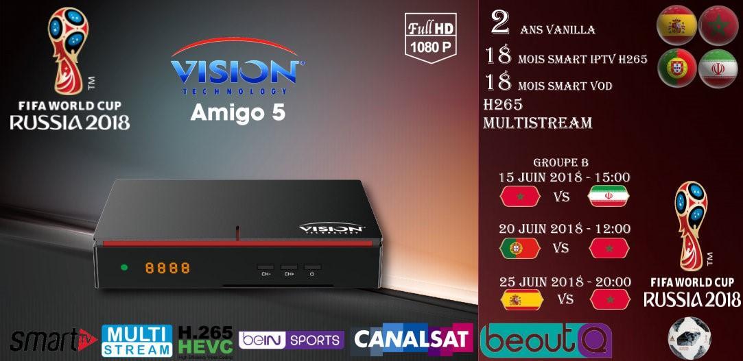 Vision_Amigo 5 _last firmware_26/05/2018 938514133
