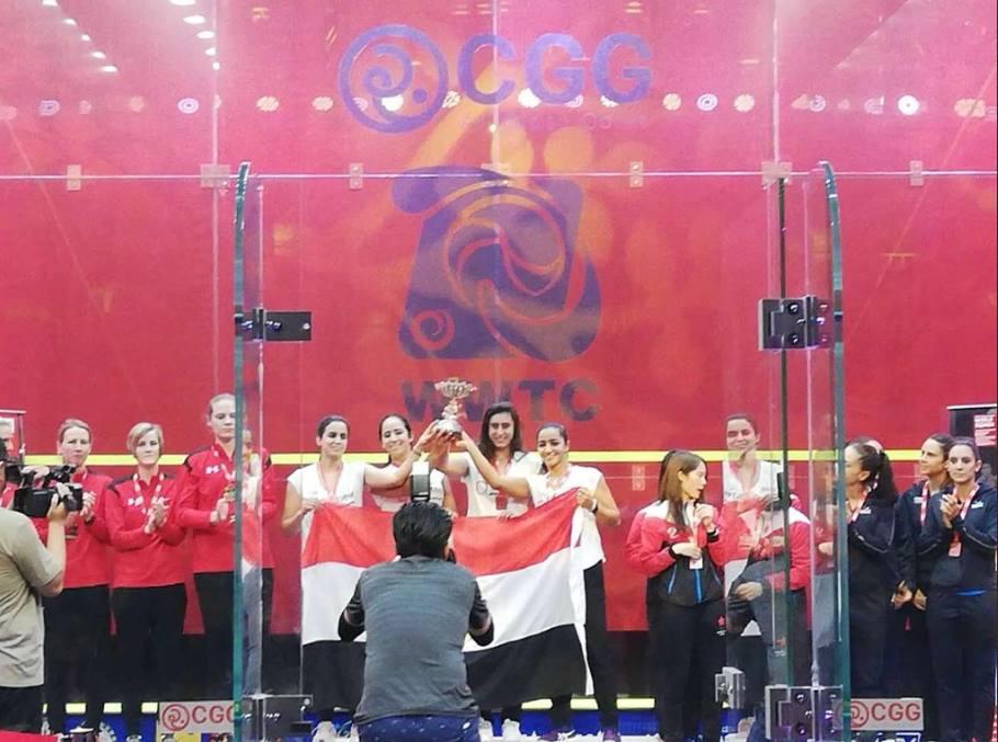 مصر تفوز ببطولة العالم للاسكواش للمرة الرابعة على التوالى  المقامة فى الصين 263824891