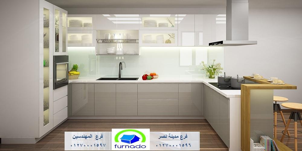مطبخ خشب بولى لاك – افضل سعر مطبخ خشب 01270001596 533125011