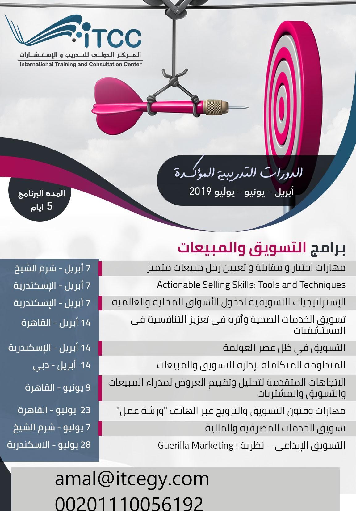 إدراة حملة أطلاق المنتجاتكوالالمبور10/11/20195 أيام