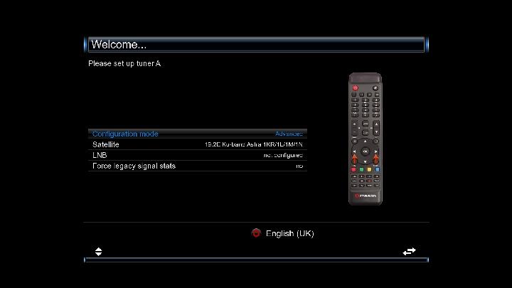 صورة OpenBlackHole 4.3.013 لأجهزة OCTAGON
