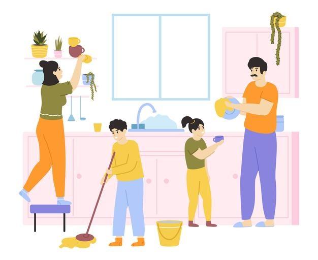 مؤسسة الثريا الأفضل تنظيف المطابخ